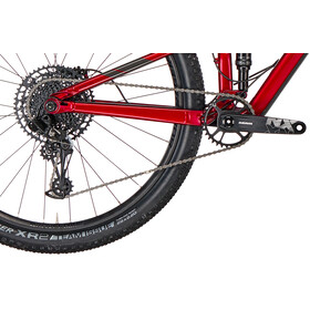 Trek Top Fuel 9.7 rage red